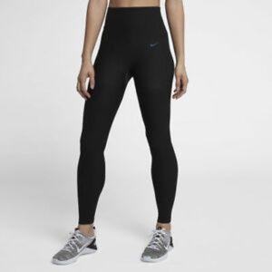 nike seamless high waist studio tights 890578